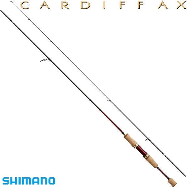 Shimano Cardiff Ax S66UL-F Rute für Forelle
