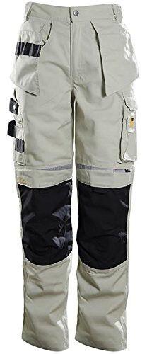 DBlade Mens Work Trousers Multipocket Reinforced Pants CE Certified EN14404 2XL