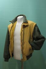 Orig Lutha vintage Ski Jacke Polyamid Cotton blau Gr 52/L Herren retro oldschool