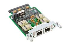 CISCO VIC2-2E//M 2 port Ear and Mouth Voice Interface Card 1 Year Warranty Tested