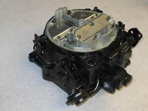 Rebuilt-Rochester-Marine-Quadrajet-Carburetor-17080563-Mercruiser-7-4-liter