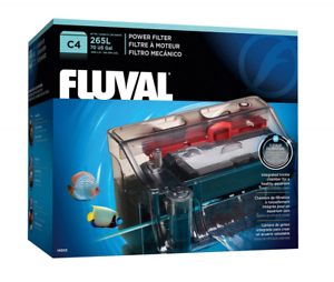 Fluval C4 Power Filter for aquariums between 40 to 70 gallons