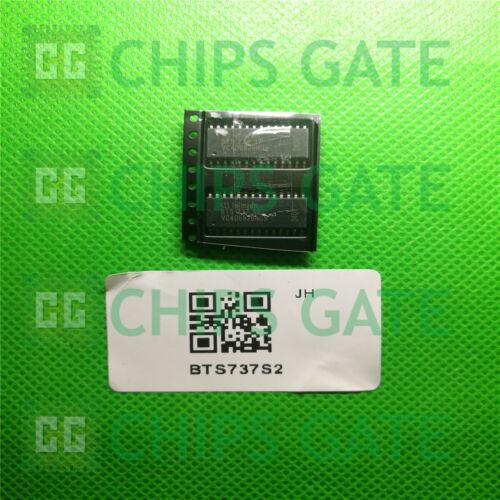 Smart Lado de alta cuatro Interruptor De Encendido SOP-28 Encapsulación 2PCS BTS737S2