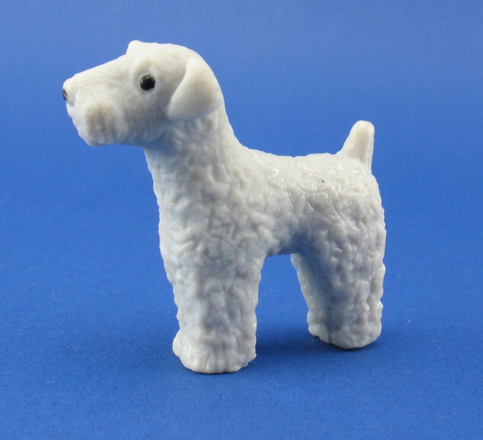 Schleich CLASSICS 366 - Fox Terrier - ca. 4,0 cm - 60er Schleichtier - Hund Dog