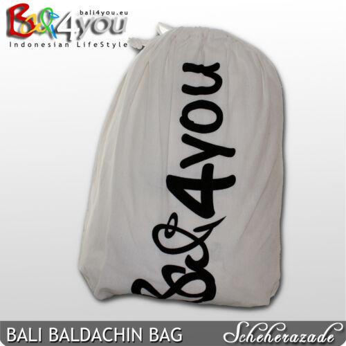 4 Oliv Bali Premium Rosace Plafond Shéhérazade 200x200 Ciel de lit moustiquaire