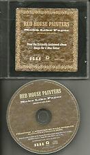 RED HOUSE PAINTERS Make Like paper w/ RARE EDIT PROMO Radio DJ CD single 1997