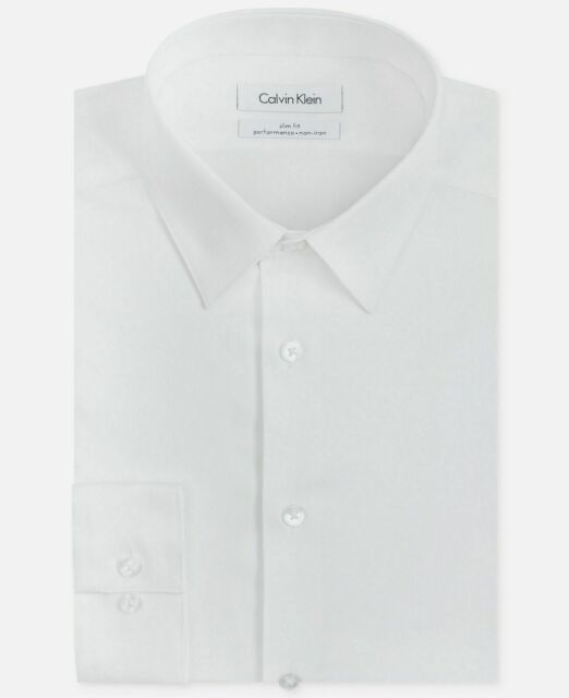 Ralph Lauren 16.5//34 /& 16.5//35 Solid Dress Shirts *Buy 1 or 10* Just 19.99 each!