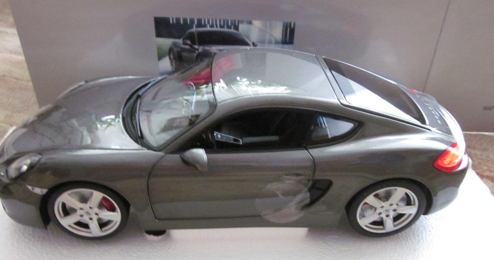 Original Porsche Cayman  S  1 18  | Online einkaufen