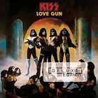 Love Gun [Deluxe Edition] [Digipak] by Kiss (CD, Oct-2014, 2 Discs, Casablanca)