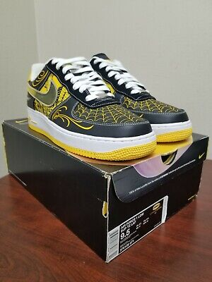 Nike Air Force 1 Low Sup TZ LAF Mr. Cartoon x Livestrong(378126 071)Sz 9.5 New! | eBay