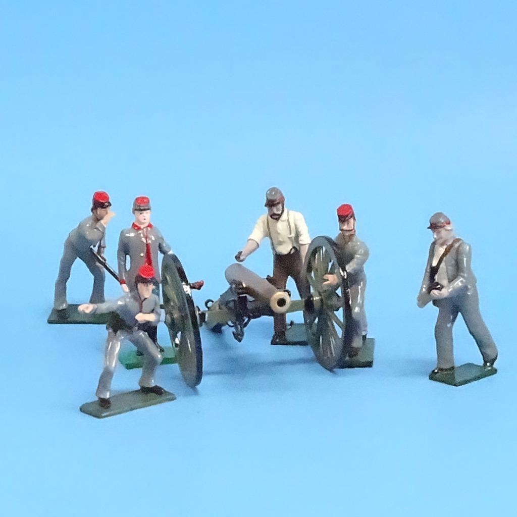 Artillería Artillería Artillería Aliada (6 hombres - tradición) y artillería (desconocida) 47b