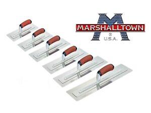 MARSHALLTOWN-PERMAFLEX-STAINLESS-STEEL-DURASOFT-PLASTERING-TROWEL-11-034-18-034-NEW