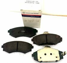 GENUINE SSANGYONG Rexton Front Brake Pads Part Number 48130-08152