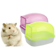Bathroom Washroom Sauna Sweathouse Bathtub Small Pet Hamster Rat Mouse Squirrel