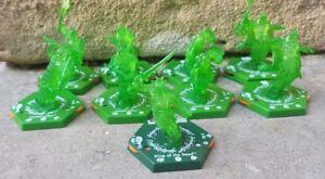 Le Seigneur Des Anneaux Miniature Combat Hex Paths Dead With King