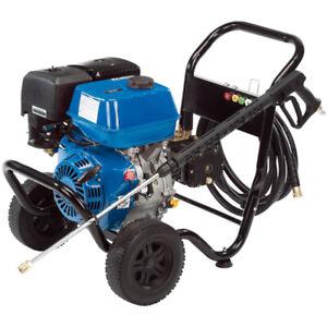 Draper Expert 13Hp Pressure Washer 4 Stroke Petrol Engine Jet Wash Power Cleaner