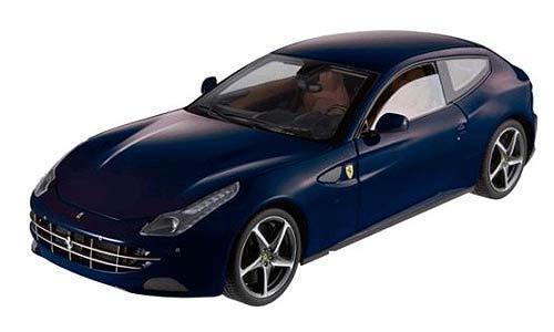 Ferrari FF Azul th escala por Hot Wheels Elite solo 5000 Totalmente Nuevo En Caja