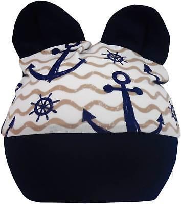 Intenzionale Orecchie Baby Berretto Ancoraggio Design Con Il Tuo Desiderio Di Stampa-mostra Il Titolo Originale Saldi Di Fine Anno