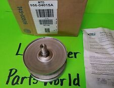 Mtd Oem Part 956 04015 756 04015a 04015b Variable Sd Pulley