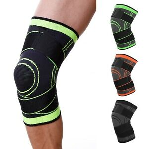 USA-3D-Weaving-Knee-Brace-Breathable-Sleeve-Support-for-Running-Jogging-Sports