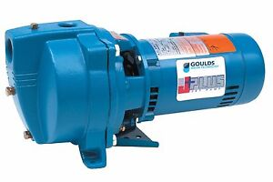 Goulds-J5S-Single-Nose-Shallow-Well-Jet-Pump-1-2HP-115-230-V-Capacitor-Start