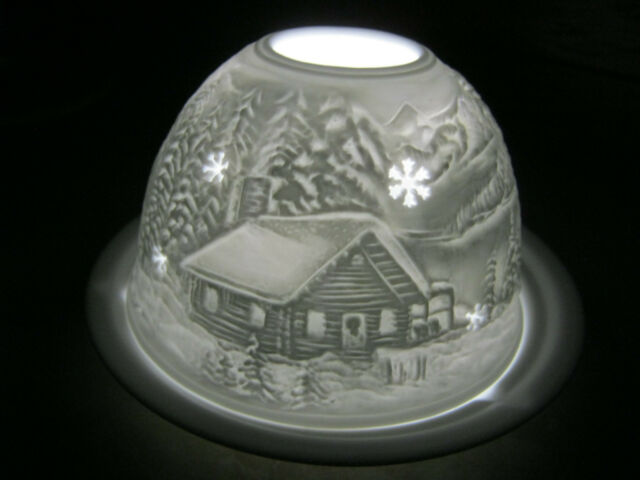 Tealight Dome Lights Starlight Lantern Stag Deer Magic Light 30015