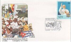 Marque Populaire 1998 Caraibi Busta Primo Giorno - Sobre Primer Dia Fdc Visita Pop2 De Bons Compagnons Pour Les Enfants Comme Pour Les Adultes