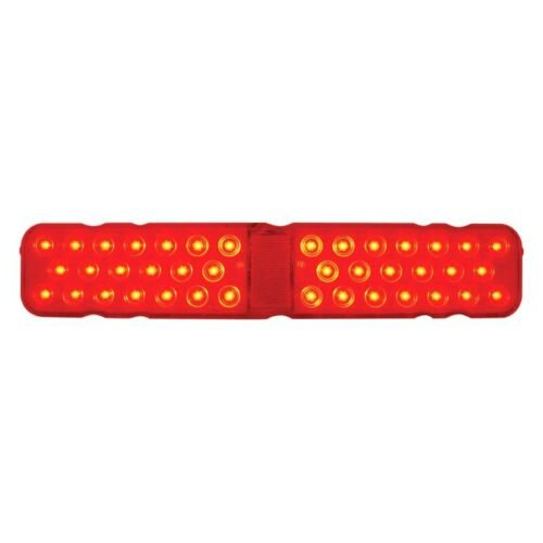 For Chevy Camaro 67 United Pacific CTL6703LED Red LED Tail Light Upgrade Kit