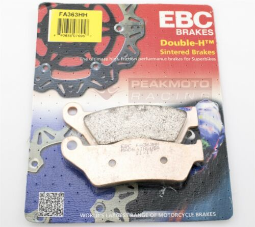 EBC Double-H Sintered Brake Pads FA363HH Made In USA
