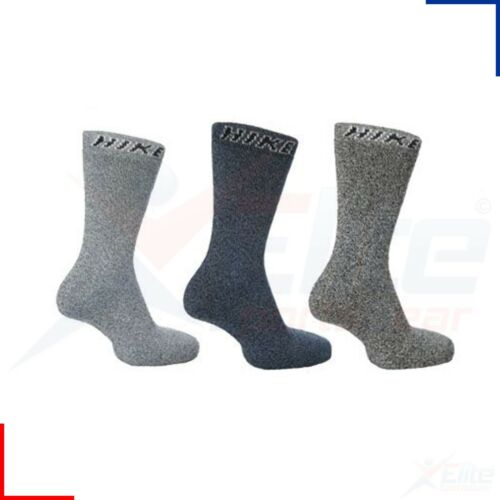 3 Pairs Mens Hike Boot Hiking Winter Warm Thick Work Outdoor Socks