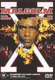 1 of 1 - Malcolm X (DVD, 2004)-REGION 4-Brand new-Free postage