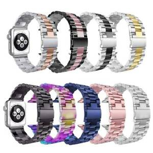 For-Apple-Watch-Series-4-3-2-1-Stainless-Steel-38-44mm-Strap-Wrist-Band-Bracelet