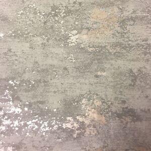 Industrial Stone Concrete Brick Wallpaper Paste The Wall