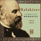 Balakirev: Complete Romances (CD, Aug-2009, 2 Discs, Delos)
