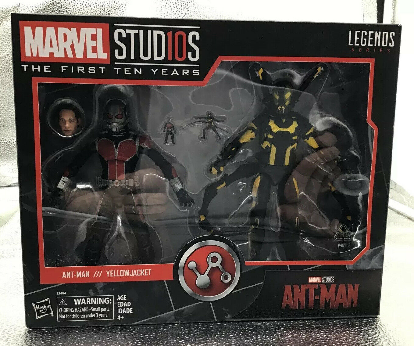 Ant-Man & Gelb Jacket - Marvel Legends Series 2-Pack (6  Figures) 2017