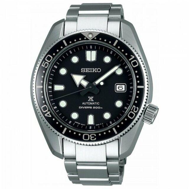 SEIKO Prospex 200m Diver Automatic SBDC061 + Worldwide Warranty*3