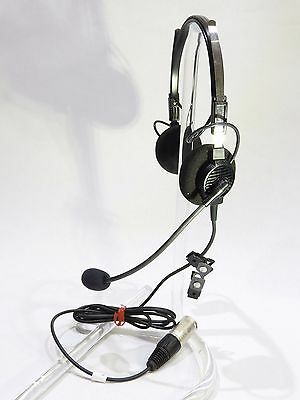 BRAND NEW TELEX AIRMAN 750 HEADSET for AIRBUS p/n 64300 ...