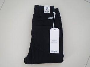 Wrangler-Ladies-Hi-Twiggy-Deep-Dark-Navy-Skinny-Fit-Stretch-Jeans-Size-7