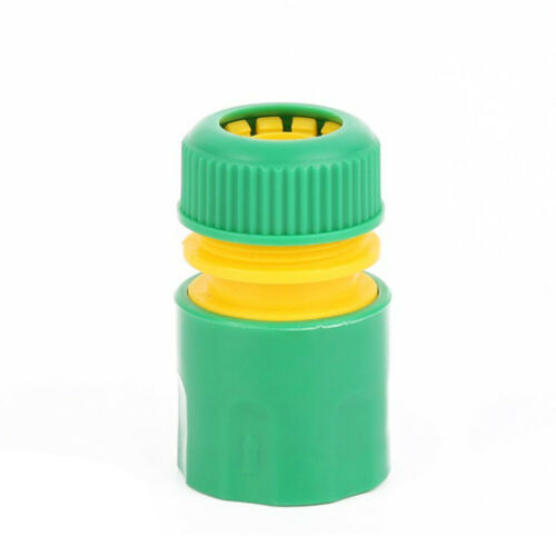 10Pcs 1//2 inch Water Quick Connector For Hose Garden Tap Hose Pipe Connect