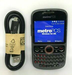Details about Huawei Pinnacle M635 Black MetroPCS Cellular Clean IMEI ESN  Phone Works Good