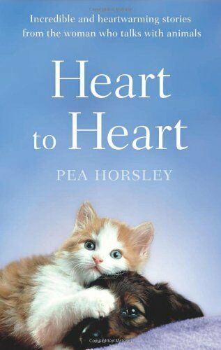 1 of 1 - Heart to Heart by Horsley, Pea 0007326602 The Cheap Fast Free Post