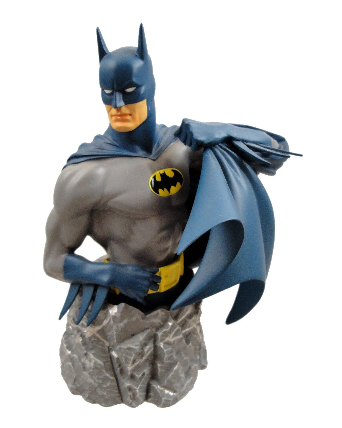 "DC Collectibles Buste Batman ""The Caped Crusader"" Crusader"" Crusader"" 741bae"