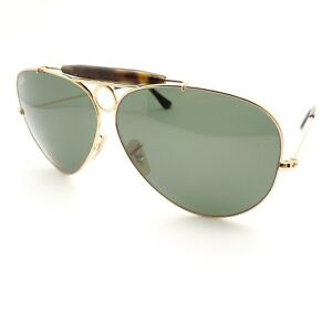 Ray-Ban 3138 Sonnenbrille Gold 181 62mm 9TwgFhSZ