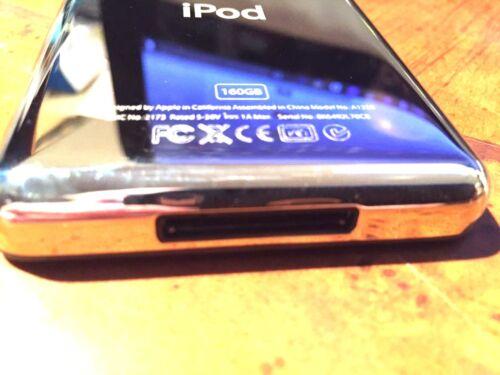 160GB Grey Apple IPOD CLASSIC mint!! 7th Generation // 7G