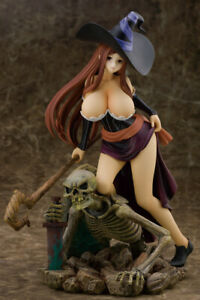 Alphamax-Dragon-039-s-Crown-Sorceress-1-8-Scale-MISB-Authentic