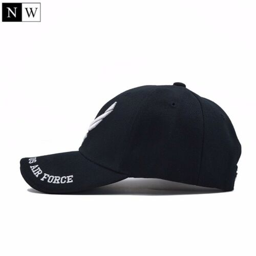 Casquette US Air Force One noir