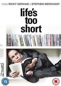 Life-039-s-Too-Short-Season-1-2-Discs-NEW-DVD-Region-4-Australia