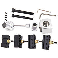 Tooling Package For Mini Lathe Quick Change Tool Post Amp Holders Tool