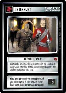 Blaze of Glory STCCG Decipher 1E Ungraded Star Trek Keldon
