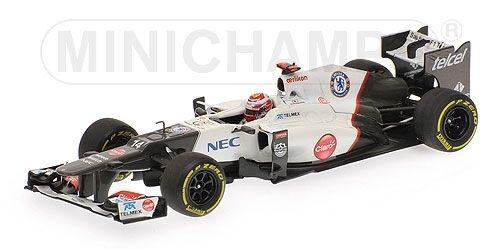 Esperando por ti Sauber F1 C31 K. Kobayashi Kobayashi Kobayashi 2012 1 43 Model MINICHAMPS  gran descuento